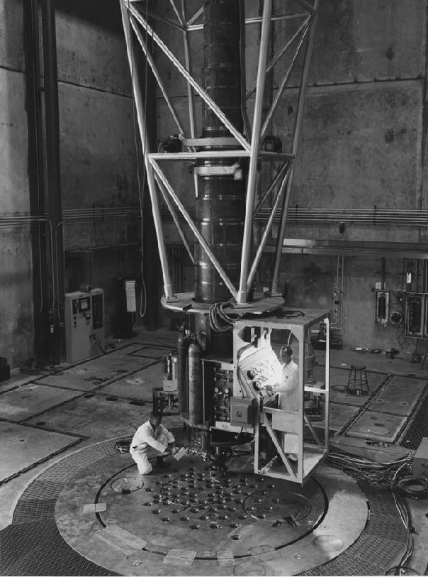 Sodium Reactor Experiment