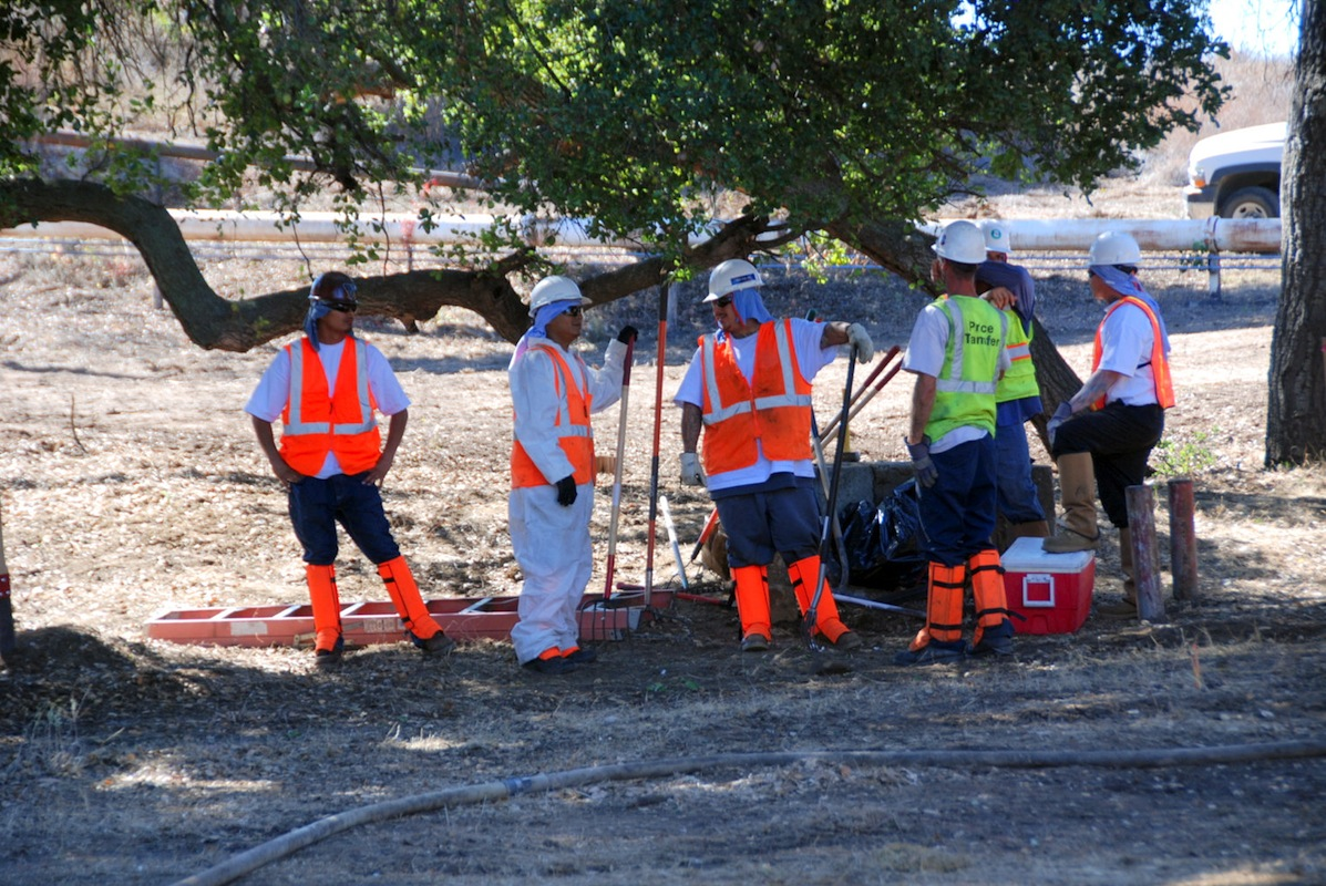 cleaning up boeing The santa susana field laboratory is a complex of industrial research and  development  critics point out that if the doe-boeing cleanup plan was  followed through and the site was released for unrestricted residential use, the  property would.